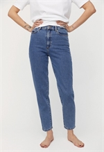Armedangels Mairaa jeans i mid blue