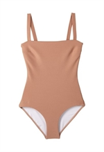 Liewood badedragt i recycled polyester, LW14135 Patricia Swimsuit tuscany rose