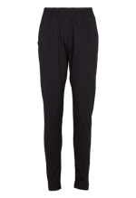 Basic Apparel Saga Pant i sort