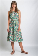 Bibicos Grace Swing Dress med blomster