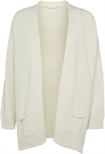 Charlotte cardigan i off white