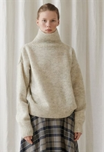 Esther sweater fra Skall Studio