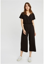Evelyn jumpsuit i sort