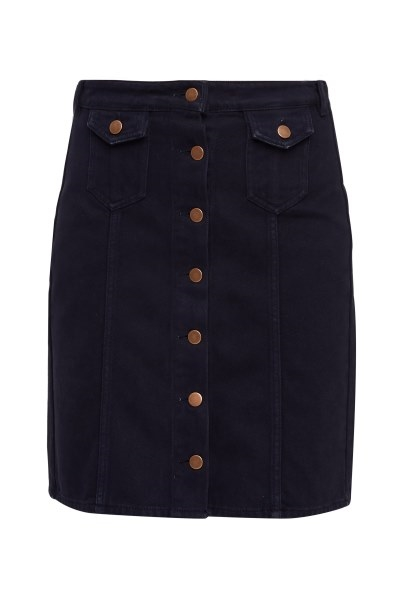 Francine Twill Skirt fra People Tree