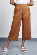 Jan 'n June culotte Tulipa i Cognac