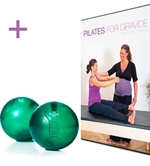 Pilates for gravide med Lotte Paarup + 2 gr�nne bolde