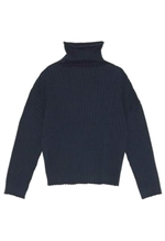 Pablo Turtleneck i navy