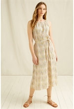 People Tree Agatha Abstract Dress