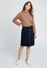 People Tree Francine Twill skirt